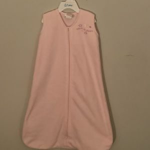Pink Halo Sleepsack size small NWOT